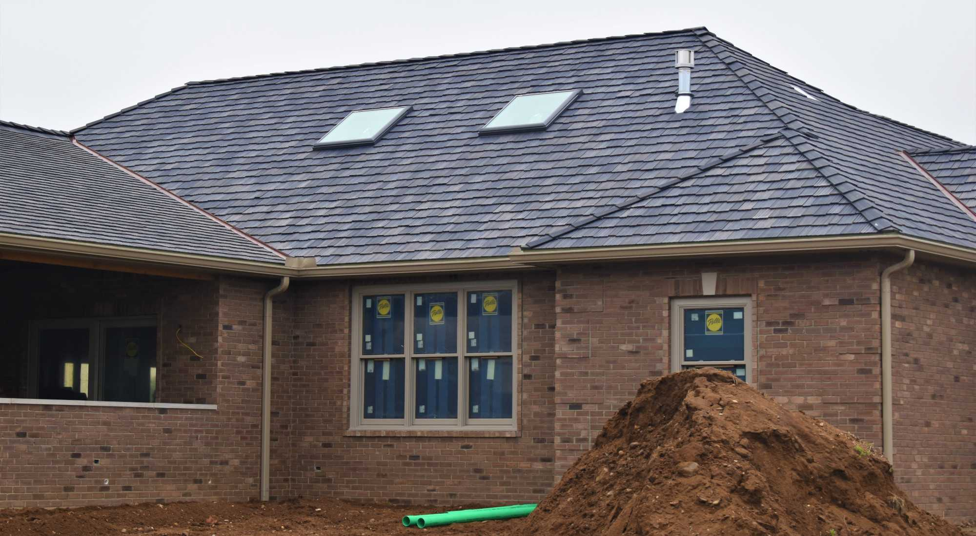 Davici Roof New Construction champaign danville illinois 1