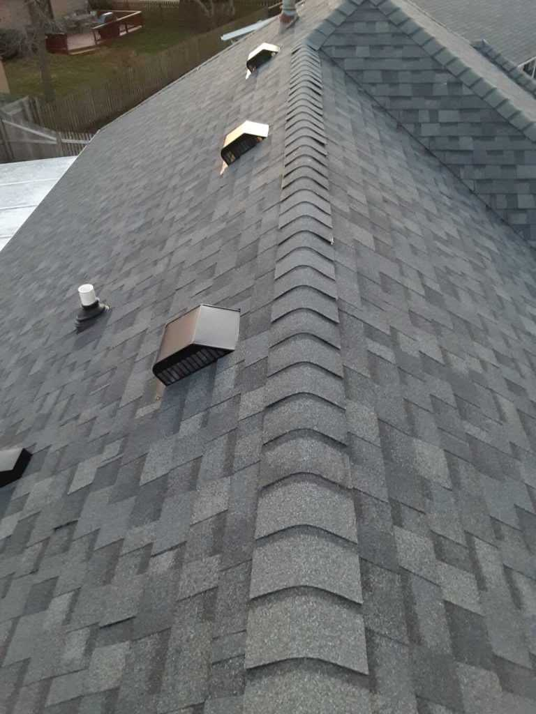 storm damaged roof repair in west lafayette in